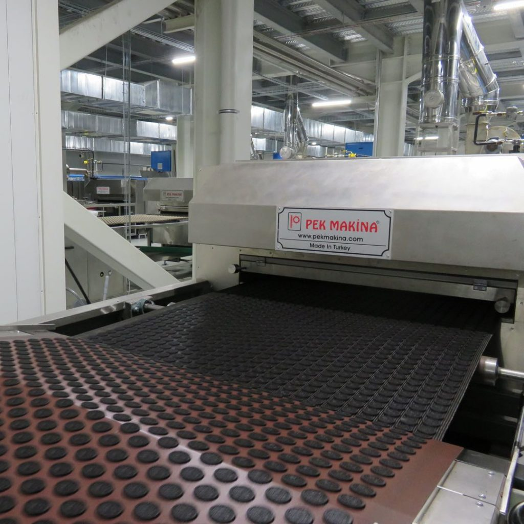 Soft Biscuit Production Line