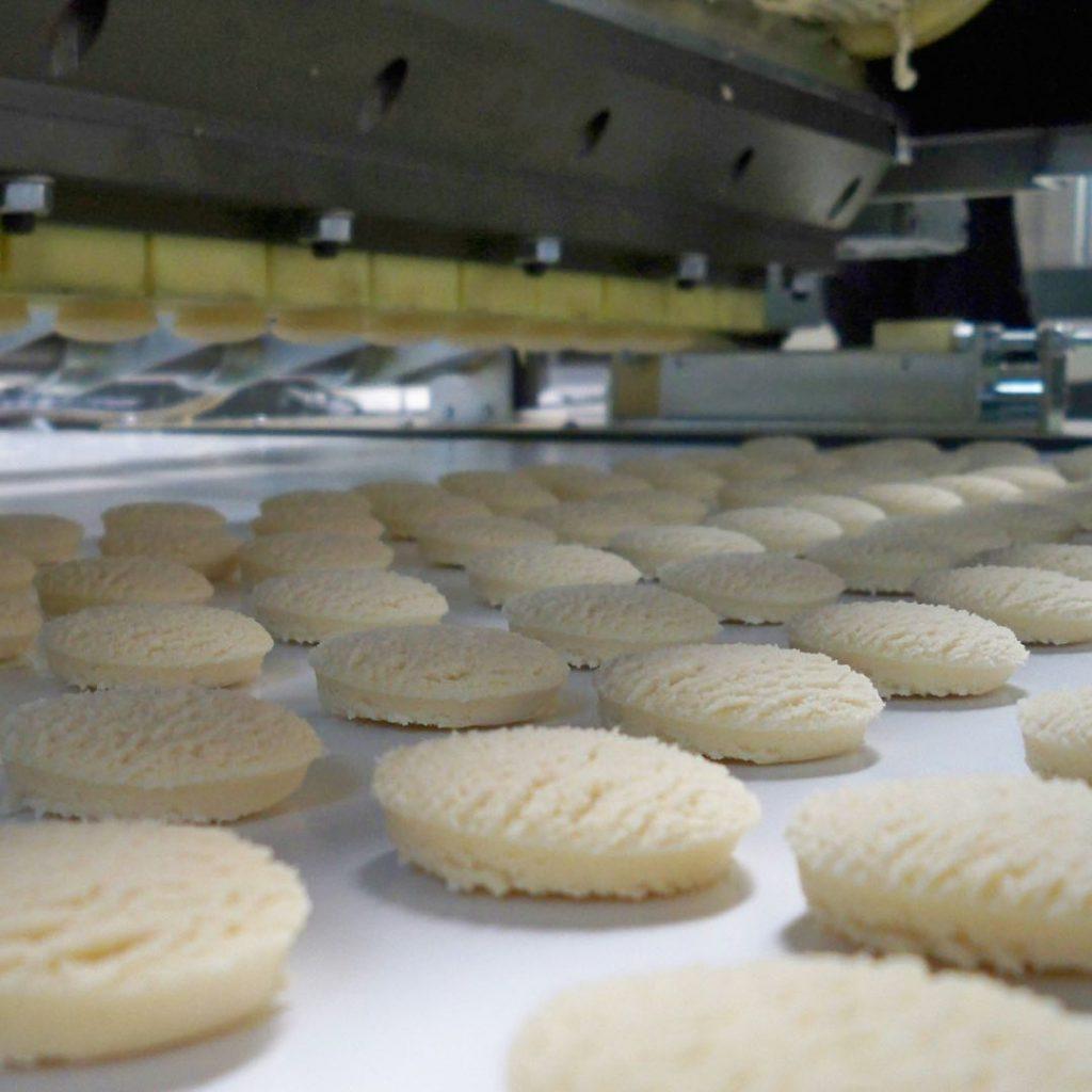 Wirecut Cookie Depositor
