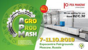 Agroprodmash 2019